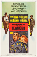 """Movie Posters:Sports, Requiem for a Heavyweight (Columbia, 1962). One Sheet (27"""" X 41.5""""). Sports.. ..."""