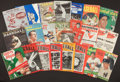Miscellaneous Collectibles:General, 1940's-70's Misc. Sports Publications Lot of 90....