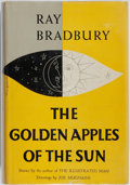 Books:Science Fiction & Fantasy, Ray Bradbury. SIGNED. The Golden Apples of the Sun. Doubleday, 1953. First edition, first printing. Signed twice b...