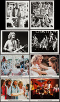 "Movie Posters:Rock and Roll, Sgt. Pepper's Lonely Hearts Club Band (Universal, 1978). Mini LobbyCard Set of 4 (8"" X 10"") and Photos (15) (8"" x 10""). Roc... (Total:19 Items)"