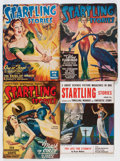 Pulps:Science Fiction, Startling Stories Box Lot (Standard, 1945-55) Condition: AverageVG+....