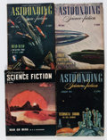 Pulps:Science Fiction, Astounding Stories Digest Box Lot (Street & Smith, 1943-48)Condition: Average VG-....