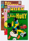 Golden Age (1938-1955):Funny Animal, Baby Huey, the Baby Giant Group (Harvey, 1954-56).... (Total: 11Comic Books)