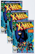 Modern Age (1980-Present):Superhero, X-Men #149 Group of 108 (Marvel, 1981) Condition: Average VF/NM....(Total: 108 Comic Books)