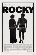 "Movie Posters:Academy Award Winners, Rocky (United Artists, 1977). One Sheets (2) (27"" X 41"") Style A& Academy Awards Style B. Academy Award Winners.. ... (Total: 2Items)"