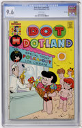Bronze Age (1970-1979):Cartoon Character, Dot Dotland #63 File Copy (Harvey, 1974) CGC NM+ 9.6 Whitepages....