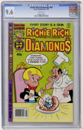 Modern Age (1980-Present):Humor, Richie Rich Diamonds #48 File Copy (Harvey, 1980) CGC NM+ 9.6 Whitepages....