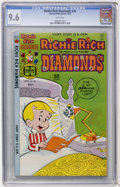 Bronze Age (1970-1979):Humor, Richie Rich Diamonds #36 File Copy (Harvey, 1978) CGC NM+ 9.6 Whitepages....