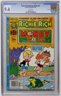 Modern Age (1980-Present):Humor, Richie Rich Money World #52 File Copy (Harvey, 1981) CGC NM+ 9.6White pages....