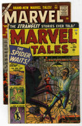 Golden Age (1938-1955):Horror, Marvel Tales #105 and 152 Group (Atlas, 1952-56).... (Total: 2Comic Books)