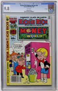 Modern Age (1980-Present):Humor, Richie Rich Money World #59 File Copy (Harvey, 1982) CGC NM/MT 9.8White pages....