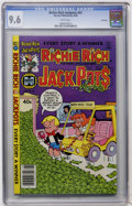Modern Age (1980-Present):Humor, Richie Rich Jackpots #47 File Copy (Harvey, 1980) CGC NM+ 9.6 Whitepages....