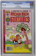 Modern Age (1980-Present):Humor, Richie Rich Fortunes #63 File Copy (Harvey, 1982) CGC NM/MT 9.8White pages....