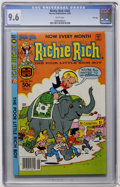 Modern Age (1980-Present):Humor, Richie Rich #203 File Copy (Harvey, 1981) CGC NM+ 9.6 Whitepages....