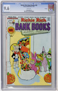 Bronze Age (1970-1979):Humor, Richie Rich Bank Books #20 File Copy (Harvey, 1975) CGC NM+ 9.6White pages....