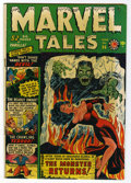 Golden Age (1938-1955):Horror, Marvel Tales #96 (Atlas, 1950) Condition: VG....