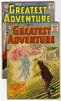 Silver Age (1956-1969):Adventure, My Greatest Adventure #12 and 13 Group (DC, 1956-57) Condition: Average FN.... (Total: 2 Comic Books)