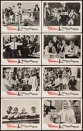 """Movie Posters:Rock and Roll, Ferry Cross the Mersey (United Artists, 1965). Lobby Card Set of 8(11"""" X 14""""). Rock and Roll.. ... (Total: 8 Items)"""