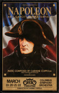 "Movie Posters:War, Napoleon (Zoetrope, R-1981). Window Card (14"" X 22""). War.. ..."