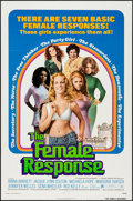 "Movie Posters:Sexploitation, The Female Response & Other Lot (Trans American, 1972). OneSheets (2) (27"" X 41""). Sexploitation.. ... (Total: 2 Items)"