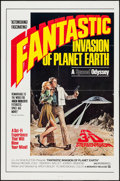 "Movie Posters:Science Fiction, The Bubble (Monarch, R-1976). One Sheet (27"" X 41""). Science Fiction. Alternate Title: Fantastic Invasion of Planet Earth..."