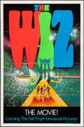 "Movie Posters:Musical, The Wiz (Universal, 1978). One Sheets (2) (27"" X 41"") Regular andAdvance. Musical.. ... (Total: 2 Items)"