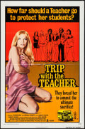 "Movie Posters:Sexploitation, Trip with the Teacher & Other Lot (Crown International, 1974).One Sheets (2) (27"" X 41""). Sexploitation.. ... (Total: 2 Items)"