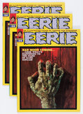 Magazines:Horror, Eerie #36 Group (Warren, 1971) Condition: Average NM+.... (Total: 3 Comic Books)