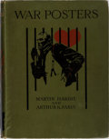Books:Art & Architecture, Martin Hardie and Arthur K. Sabin [editors]. War Posters: Issued by Belligerent and Neutral Nations 1914-1919. B...