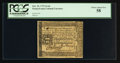 Colonial Notes:Pennsylvania, Pennsylvania October 25, 1775 2s 6d PCGS Choice About New 58.. ...