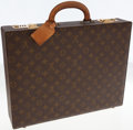 Luxury Accessories:Bags, Louis Vuitton Classic Monogram Canvas Hardsided President BriefcaseBag. ...