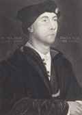 Fine Art - Work on Paper:Print, PAIR OF ENGLISH PRINTS: THE RIGHT HONORABLE EDWARD LORD THURLOW, LORD HIGH CHANCELLOR OF GREAT BRITAIN AND X. XLIII. ANNO II. ... (Total: 2 Items)