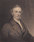 Fine Art - Work on Paper:Print, JAMES KNIGHT BRUCE. 19th century. Engraving. 18 x 15-1/2 inches (45.7 x 39.4 cm). The Elton M. Hyder, Jr. Charitable and E...