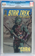 Modern Age (1980-Present):Science Fiction, Star Trek: Alien Spotlight: The Gorn #nn Retailer Incentive Edition(IDW Publishing, 2007) CGC MT 9.9 White pages....