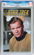 Modern Age (1980-Present):Science Fiction, Star Trek: Year Four #2 Retailer Incentive Edition (IDW Publishing,2007) CGC MT 10.0 White pages....