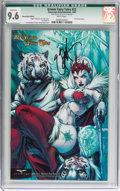 Modern Age (1980-Present):Miscellaneous, Grimm Fairy Tales #22 Heavy Metal Edition (Zenescope Entertainment, 2008) CGC Qualified NM+ 9.6 White pages....