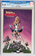Modern Age (1980-Present):Miscellaneous, Grimm Fairy Tales: Return to Wonderland #1 Fantastic Realm Edition (Zenescope Entertainment, 2007) CGC NM/MT 9.8 White pages....