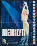 "Movie Posters:Documentary, Marilyn & Other Lot (20th Century Fox, 1963). French Petite (16.75"" X 20.75"") & Yugoslavian Poster (19"" X 27""). Documentary.... (Total: 2 Items)"
