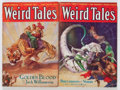 Pulps:Horror, Weird Tales Group (Popular Fiction, 1933) Condition: Average VG....(Total: 2 Items)