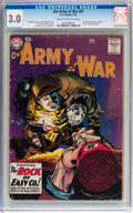 Silver Age (1956-1969):War, Our Army at War #81 (DC, 1959) CGC GD/VG 3.0 Cream to off-white pages....