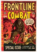 Golden Age (1938-1955):War, Frontline Combat #7 Canadian Edition (EC, 1952) Condition:FN/VF....