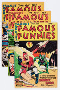 Golden Age (1938-1955):Miscellaneous, Famous Funnies Group (Eastern Color, 1950-53) Condition: Average VF/NM.... (Total: 12 Comic Books)