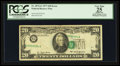 Error Notes:Shifted Third Printing, Fr. 2072-G $20 1977 Federal Reserve Note. PCGS Apparent Very Fine 25.. ...