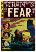 Golden Age (1938-1955):Horror, Haunt of Fear #28 (EC, 1954) Condition: FN-....