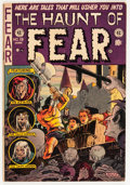Golden Age (1938-1955):Horror, Haunt of Fear #19 (EC, 1953) Condition: VG/FN....