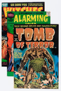 Golden Age (1938-1955):Horror, Harvey Golden Age Horror Comics Group (Harvey, 1950s).... (Total: 7Comic Books)