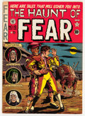 Golden Age (1938-1955):Horror, Haunt of Fear #10 (EC, 1951) Condition: VG/FN....