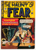 Golden Age (1938-1955):Horror, Haunt of Fear #16 (#2) (EC, 1950) Condition: VG+....