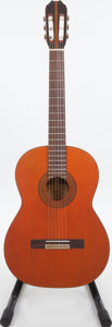 Musical Instruments:Acoustic Guitars, 1970s Lyle C-640 Natural Acoustic Guitar, Serial # 28099....