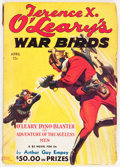 Pulps:Hero, Terence X. O'Leary's War Birds - April '35 (Dell, 1935) Condition: VG....